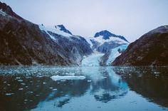 T H E D I G G E S T . C O M #lake #ice #mountains #snow