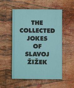 the collected jokes of slavoj zizek audun mortensen #book #book cover