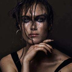 Powerful Female Portraits by Brian Ypperciel