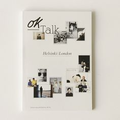 Napa Books — OK Talk – Helsinki/ London #ok #talk