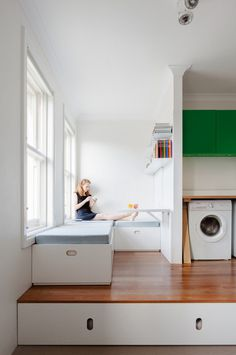 Micro Apartment in Sydney Displaying an Optimized 22 Sqm Surface 4