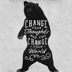 jorgen grotdal #typography #print #bear