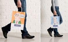 Shopper - Illustration by www.o-zone.it