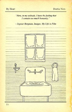 #ingmarbergman #quotes #illustration