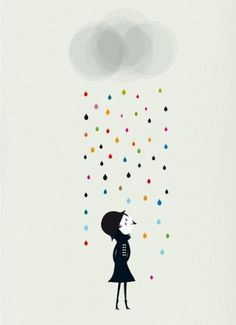 Monsieur / Mademoiselle : Cosas mínimas #mademoiselle #blanca #balloon #minimas #illustration #gomez #cosas