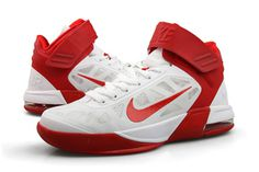 Mens Air Max Fly By White Varsity Red Shoes #shoes