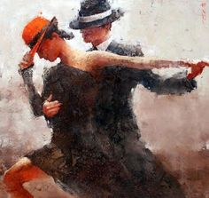 Figurative Paintings by Andre Kohn #andre #paintings #kohn #figurative