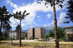 Energy Box by Pierluigi Bonomo #architecture