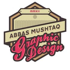 I Do Grafix on the Behance Network #branding #design #graphic #retro #abbas #illustration #mushtaq #logo #personal