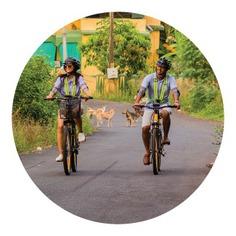 BLive | Electric Bike Tours in Goa
