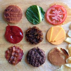 SUBMISSION: #burgergrid (cooked) by @pete_forester on Instagram.