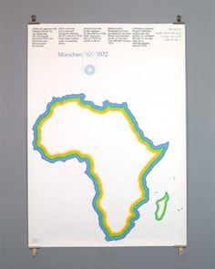 Otl Aicher 1972 Munich Olympics - Posters - Special Series #otl #1972 #aicher #olympics #munich