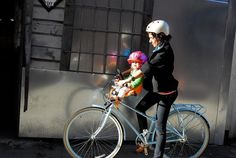 Yepp Mini Front Child Bicycle Seat #bikes #helmet #child #public