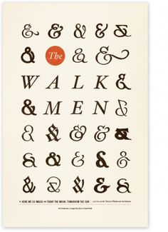 Posters : Alvin Diec #ampersand #design #graphic #poster