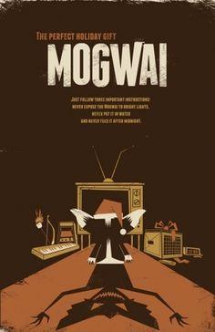 tumblr_lz32u0hf6M1qg8i80o3_500.jpg (450×695) #mogwai #awesome #poster #typography