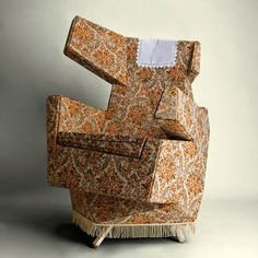 Dezeen » Blog Archive » Cozy Furniture by Hannes Grebin