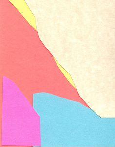 Elena 3 #collage #paper