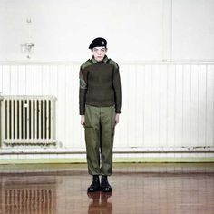 Army Cadets by Thom Atkinson #inspiration #photography #portrait