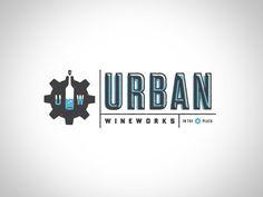 Urban Wine Works #brand