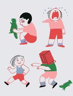 Editorial illustrations IX | Studio Patten