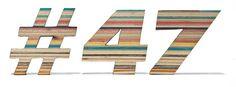 FredShallcrass #cut #skateboards #laser #wood #futura #type #recycled #magazine