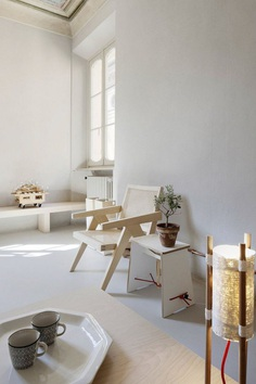 Restoration of a Small Apartment for Tourist Use, Archiplan Studio 7