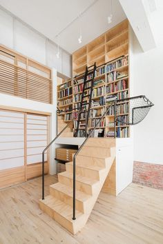Old Carriage House Transformed into a Live-Work Studio by Jeff Jordan Architects 7