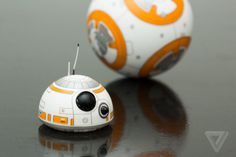 Miniature Star Wars BB-8 Droid #starWars #robot