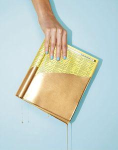 gold phonebook