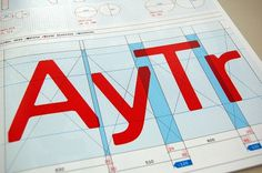 Replica by Norm Type Specimen | Flickr - Photo Sharing! #type #grid
