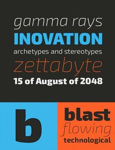 free fonts 2014 #types