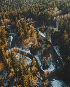 Romania From Above: Drone Photography by Razvan Lica