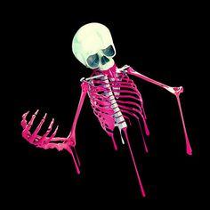 Crypt Drip. on Flickr - Photo Sharing! #skull #skeleton