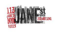 tinge » Jane Street Theatre #logo