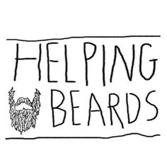 Salty Beards | Home of the Saltiest Surf Media #beard #helpingbeards #illustration #beards #logo #salty