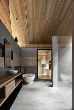 Casa X by Branch Studio Architects, bathroom