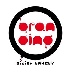 identity on the Behance Network #circle #red #branding #black #logo #didierlahely