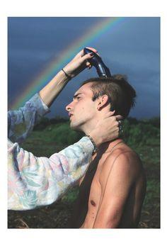 CCOOLL #rainbow