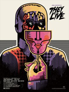 theylive wbyk archive #poster