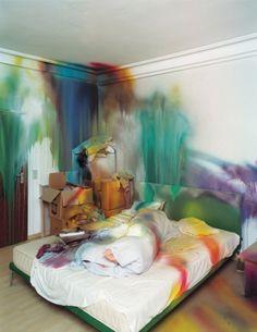 Jpeg Heaven #paint #photography #spray #colour