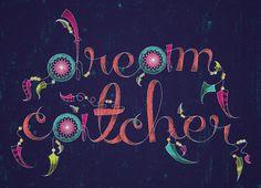 TYPE: Dreamcatcher #type #experimental