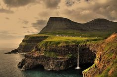 Baffling Earth Photography | Abduzeedo | Graphic Design Inspiration and Photoshop Tutorials #fryene #island #faroe