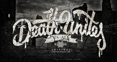Death Unties Us All on Behance