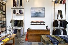 Dunderdon: Store Design, Layout & Interior - Portland, OR / The Official Manufacturing Company #interior