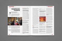 The Tec Globalist #globalist #raidho #branding #raidhomx #de #tec #identity #aesthetics #monterrey #editorial