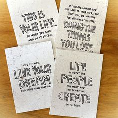 Greeting Cards by Yoko | HOLSTEE #card