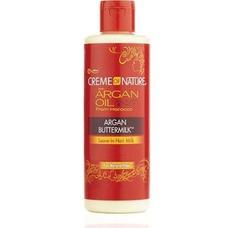 Creme Of Nature Argan Buttermilk Leave-in Hair Milk