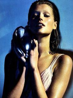 Toni Garrn by Camilla Akrans for Numéro #130