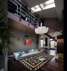 Two-Storey Apartment Georgievskiy by Dreamdesign 7
