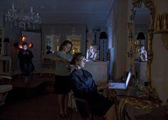 Extraños en la luz de Catherine Balet